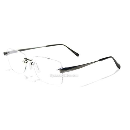 1d93e0bbf3ae Kazuo Kawasaki 712 Eyeglasses. Color  Gray (24) ...