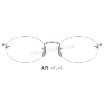Lens Shape AR