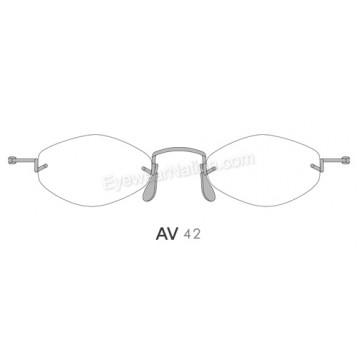 Lens Shape AV
